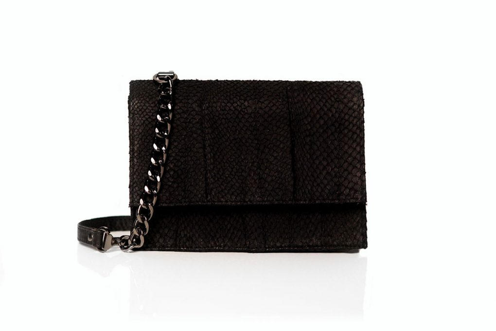 Black small front